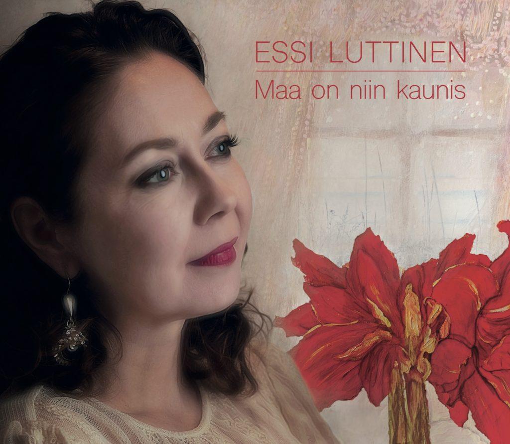 Mezzosopraano Essi Luttisen debyyttialbumi on tunnelmallinen joululevy, jossa traditio kohtaa tyylikkäästi tämän päivän sävyt.