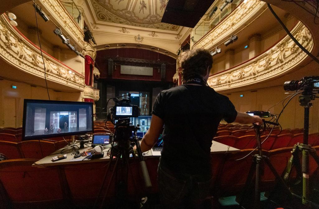Virtuaaliset tapahtumat ja digilähetykset toteutetaan ammattimaisesti osaavan kuvaustiimin toimesta